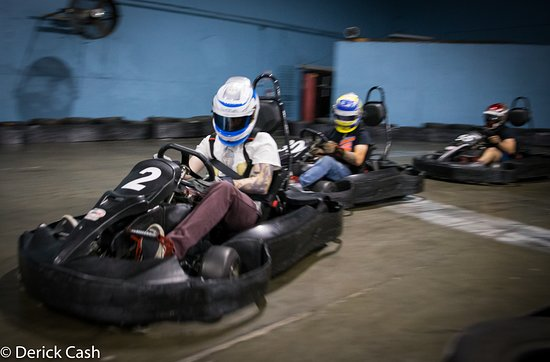 Umigo Indoor Go Karting & Event Center