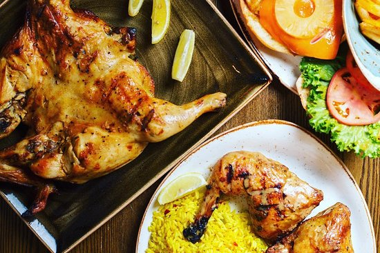 The one Peri Chicken we all can agree on is at Barcelos Flame Grilled Chicken 🔥🍴