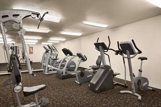 Pecos, TX: Health club