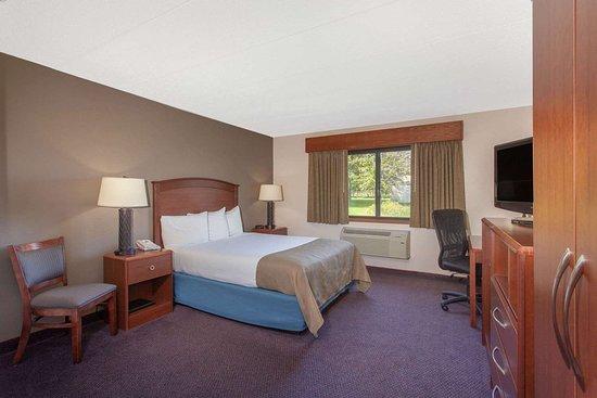 Hutchinson, Minnesota: Guest room