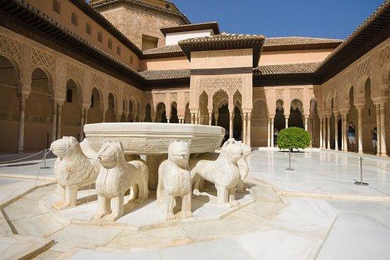 Granada: Tagesausflug einschließlich...