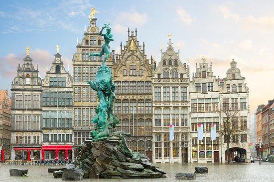 Gita di mezza giornata ad Anversa da