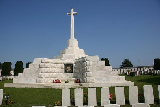 Første verdenskrig slagmarker Tour of...