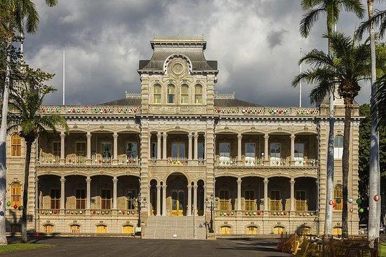 Honolulu City Ghost Haunts Walking...