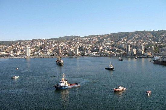 Valparaiso como um local: excursão a...