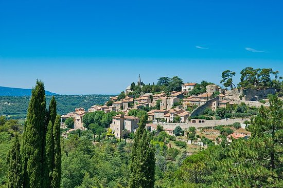 Perched Villages of the Luberon Day...