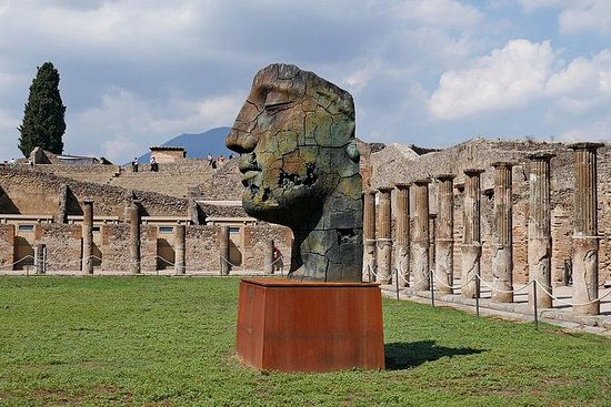 Pompeii and Amalfi Coast Day Trip from...