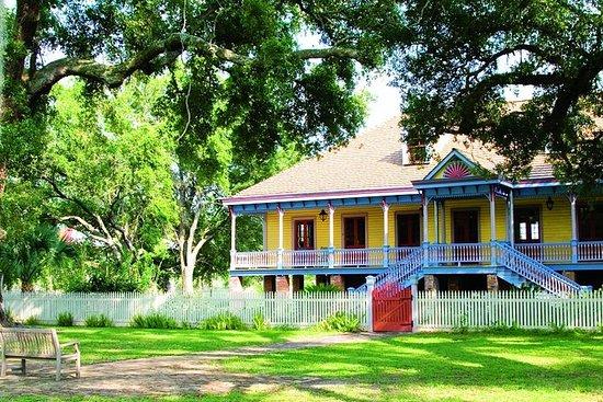 Visite de la Laura Plantation