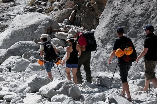 Samaria Gorge Small-Group Hiking Day...