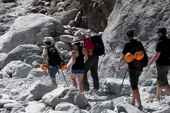 来自哈尼亚的Samaria峡谷小团体徒步旅行