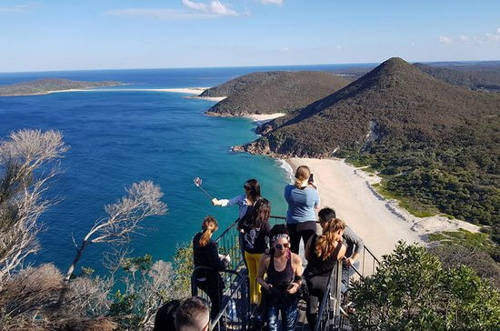 Port Stephens Beach Day Trip from...