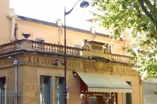 Small-Group Aix-en-Provence...