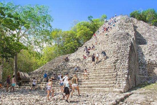 Excursión a Tulum-Cobá y cenote