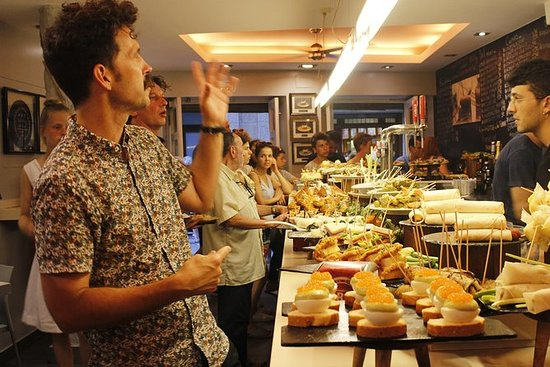 Chef-Led Market Tour & Pintxo Lunch