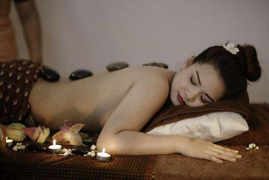 Cool Sense Spa: Warm Stone Therapy
