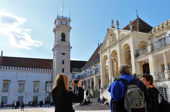Guided Coimbra Walking Tour with Wine...