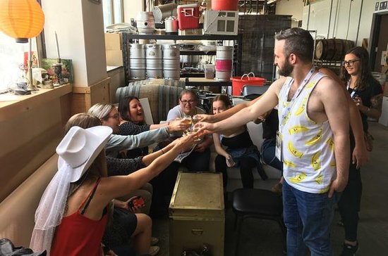Tour da cervejaria artesanal de...