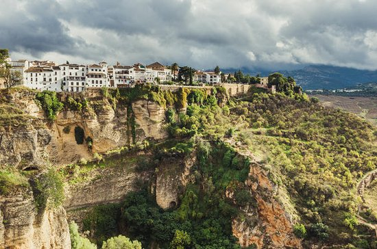 From Costa del Sol: Ronda and Setenil...