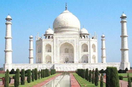 Mesmo dia Agra Tour de Delhi