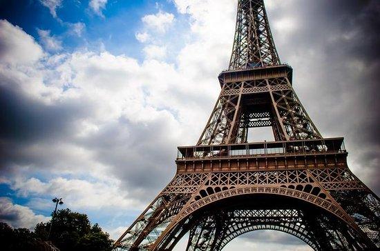 Sali sulla Torre Eiffel - Summit