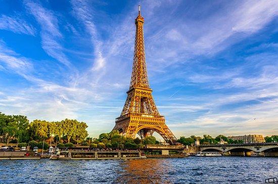 Sali sulla Torre Eiffel - Accesso al