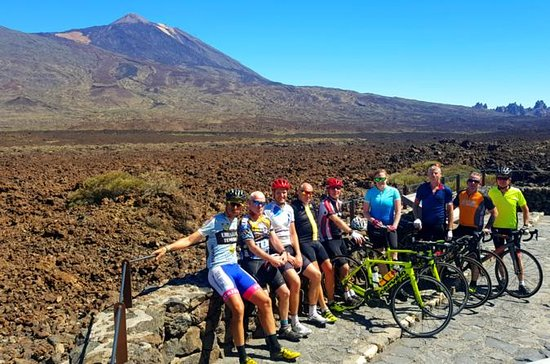 Teide East Cycling Tour op Tenerife
