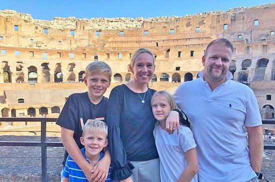 Visite guidée du Colisée en l'honneur...
