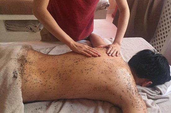 Ylang Ylang Scrub und Wrap Experience