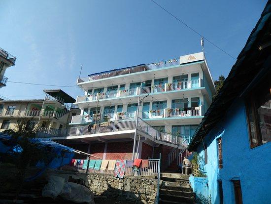 Bhagsu Nag-bild
