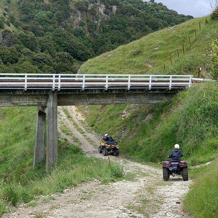 Glenstrae Farm 4 Wheel Adventures Photo