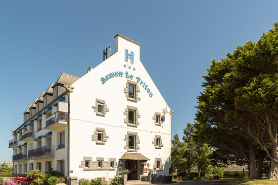 Hotel The Originals Roscoff Armen Le Triton