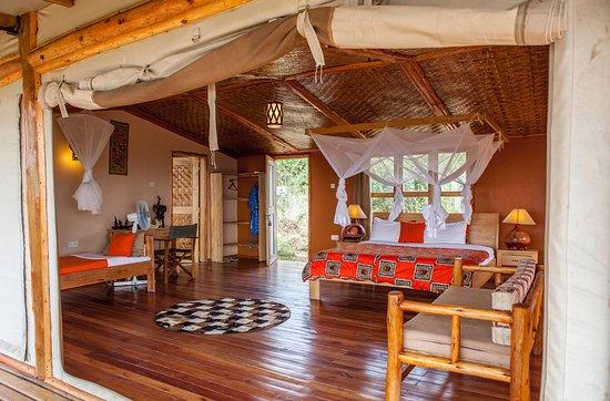 Marafiki Safari Lodge: Comfort in the wilderness