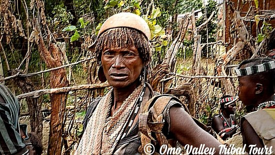 Omo National Park and River: @ Omo valley tribal tours, Bana tribe