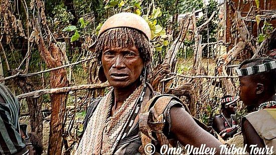 @ Omo valley tribal tours, Bana tribe