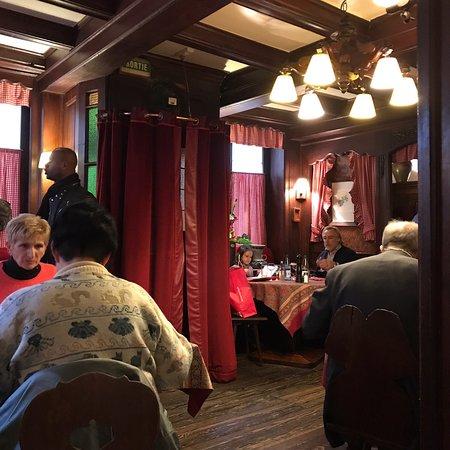 Excellent restaurant typique alsacien !