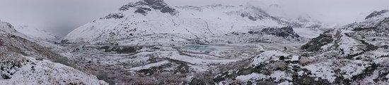 Anniviers, Schweiz: Moiry Glacier