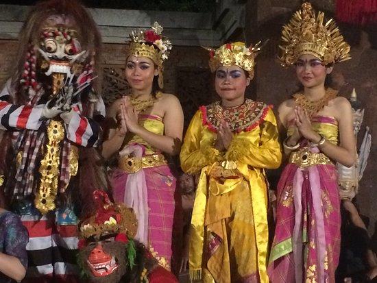 RIMBA Jimbaran BALI by AYANA: Entertainment