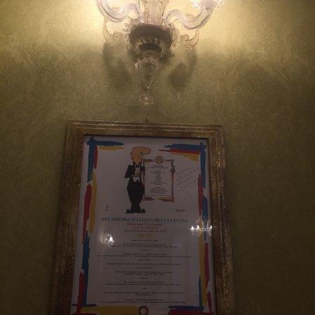 Фотография Restaurant La Grotta