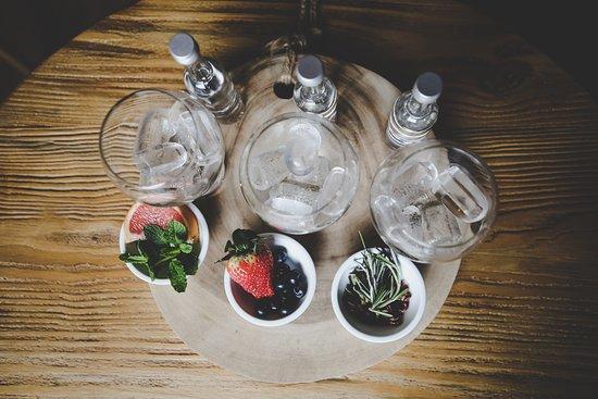 Gin Tasting Board