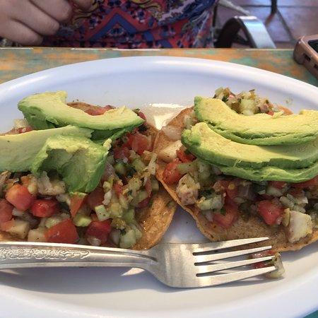 Decent fish tacos