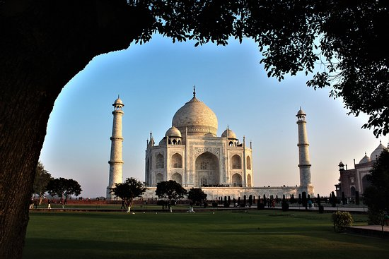 Incontournable Taj Mahal