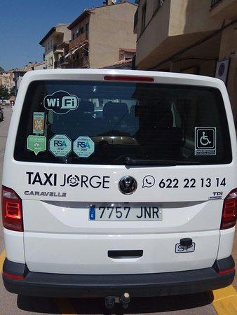 Alcorisa, Spanyol: Taxi Jorge