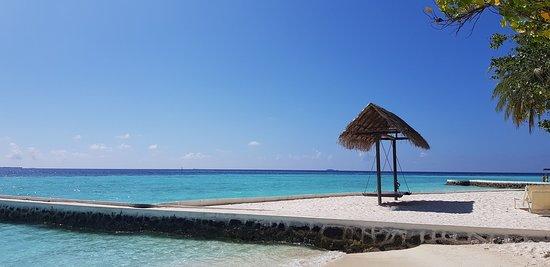 Maayafushi Island: mare