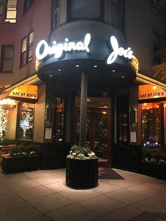Original Joe's, San Francisco - North Beach / Telegraph ...