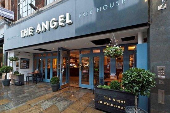 The Angel, London - 3-5 Islington High St - Restaurant