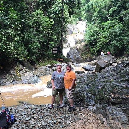 Argyle Falls and Little Tobago Tour