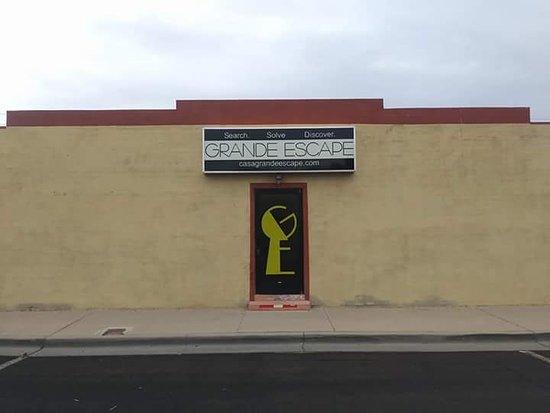 Casa Grande, AZ: Grande Escape