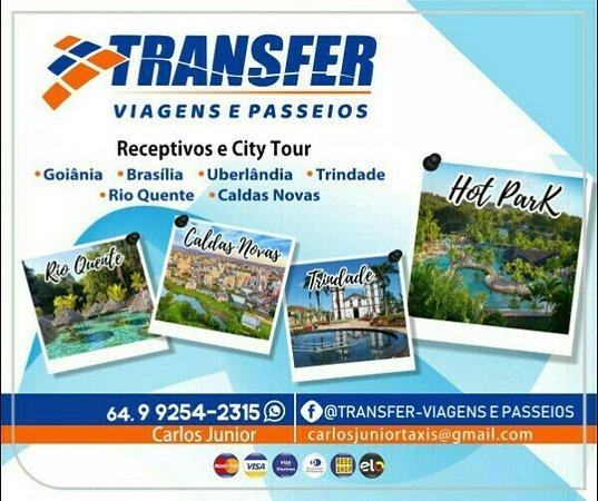 Transfer viagens e passeios