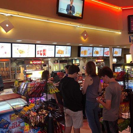 Regal Cinemas UA Falls 12