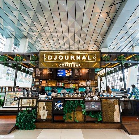 Djournal Coffee Soekarno-Hatta International Airport